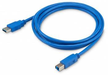 Кабель Buro USB A(m)/USB B(m) 1.8м. (USB3.0-AM/BM)