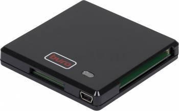 Картридер USB2.0 Buro BU-CRallin1 / 1 черный