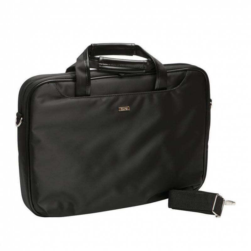 """Сумка для ноутбука 15.4"""" Buro BU-001-NL15.4BL черный - фото 1"""