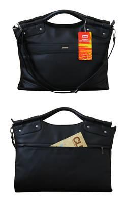 """Сумка для ноутбука 15.4"""" Buro BU-2680.1 черный - фото 1"""
