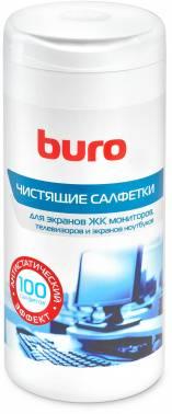 Салфетки Buro BU-Tscreen, 100 шт
