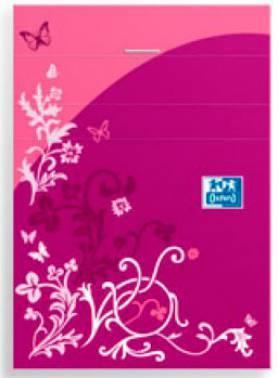 Блокнот Oxford ELEGANCE розовый (400004628)