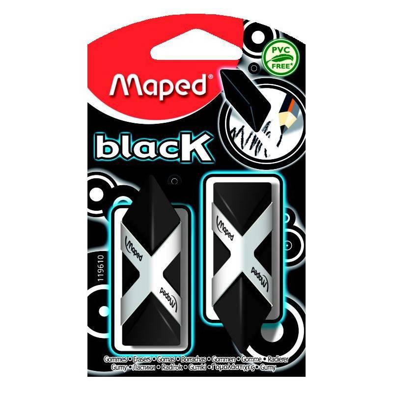 Ластик Maped BLACK PYRAMIDE - фото 1