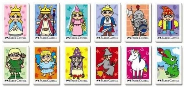 Ластик Faber-Castell Королевство фантазии - фото 1