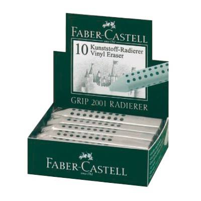 Ластик Faber-Castell GRIP 2001 - фото 1