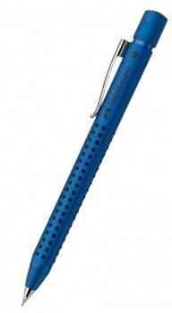 Карандаш механический Faber-Castell Grip 2011 синий металлик (131253)