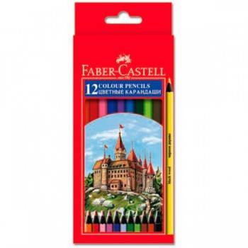 Цветные карандаши Faber-Castell COLOUR PENCILS