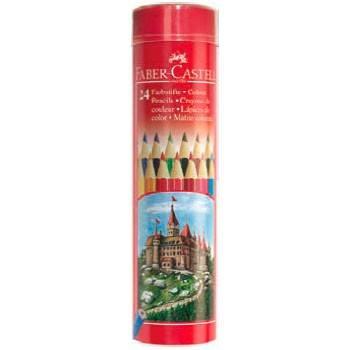Карандаши цветные Faber-Castell Colour Pencils 24цв. (115827)