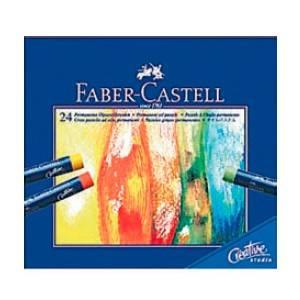 Пастель масляная Faber-Castell Studio Quality 127024 24цв. карт.коробка