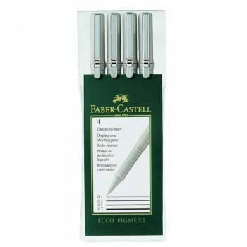 Ручки капиллярные FABER-CASTELL 166004