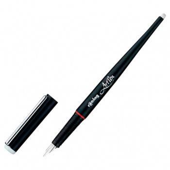Ручка перьевая для каллиграфии Rotring 1903648 черный