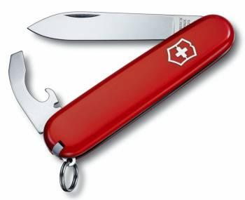 Нож со складным лезвием Victorinox Bantam красный (0.2303)