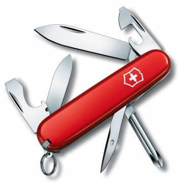 Нож со складным лезвием Victorinox Tinker Small красный (0.4603)