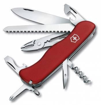 Нож со складным лезвием Victorinox Atlas красный (0.9033)