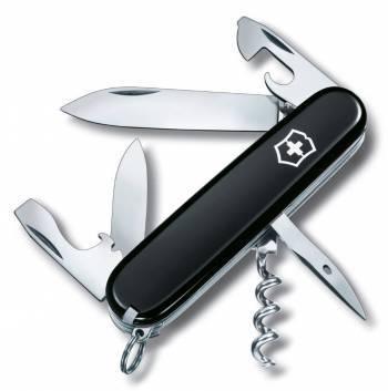 Нож перочинный Victorinox Spartan (1.3603.3) черный