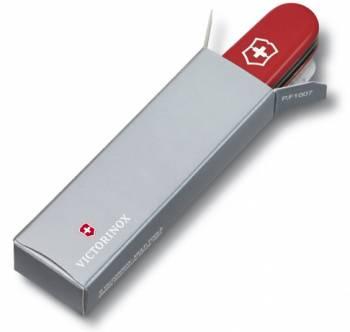 Нож со складным лезвием Victorinox Fisherman красный (1.4733.72)