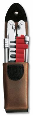 Мультитул Victorinox SwissTool Spirit XC Plus Ratchet серебристый (3.0239.L)