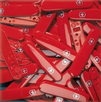 Накладка для ножей Victorinox красный (C.3600.3)