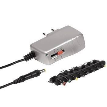 Блок питания для электрорадиоаппаратуры Xavax Green Eco H-111918 серебристый (00111918)