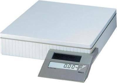 Весы напольные электронные Hebel Maul Parsel серый - фото 1