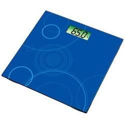 Весы напольные электронные Xavax Malu H-92673 синий - фото 1
