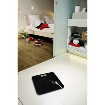 Весы напольные электронные Xavax Florina черный/рисунок - фото 2