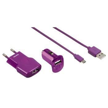 Набор зарядных устройств USB Hama - фото 2