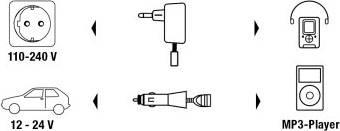 Зарядное устройство Hama H-17886 - фото 5
