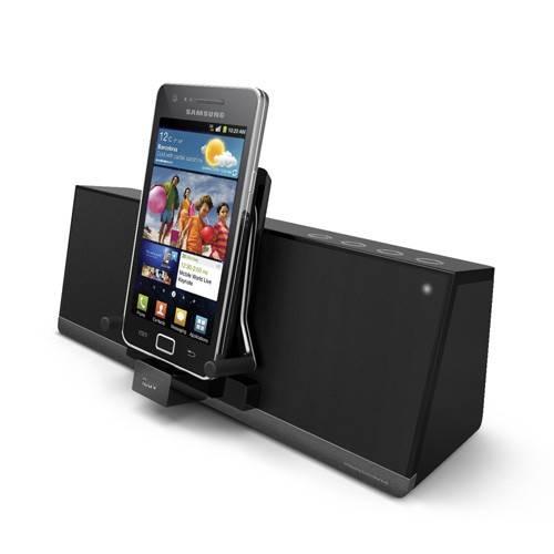Док-станция Iluv IMM377BLK для смартфонов Bluetooth micro USB встроенные динамики - фото 1