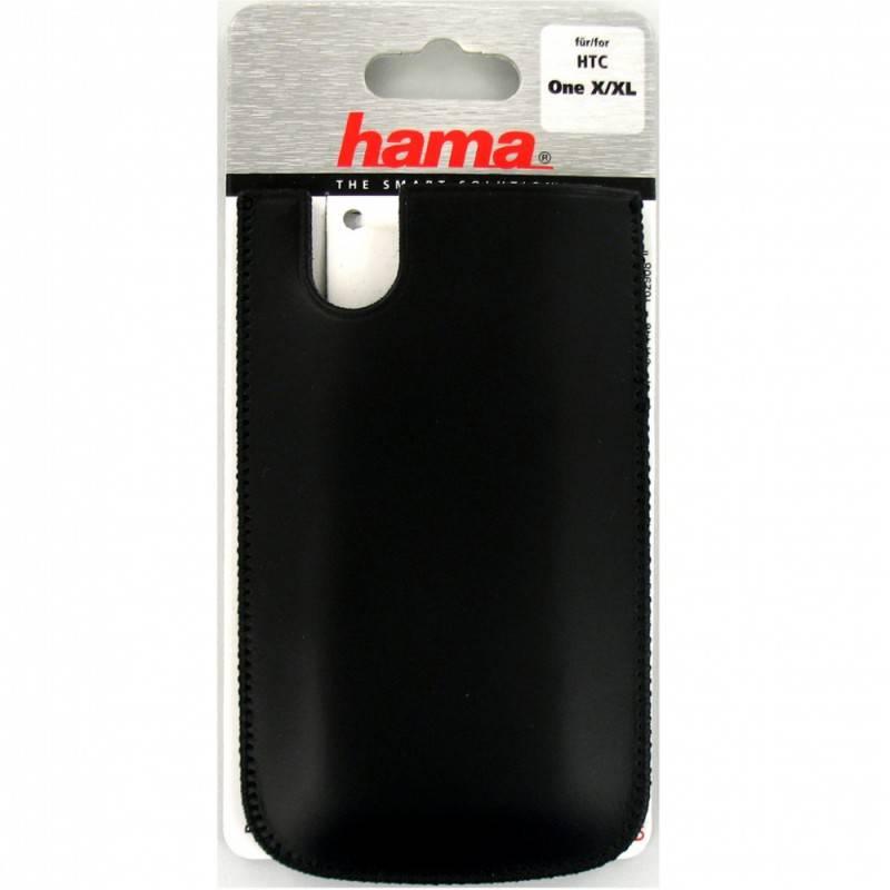 Чехол Hama H-103450 Balance для HTC One X/XL кожа черный  - фото 1
