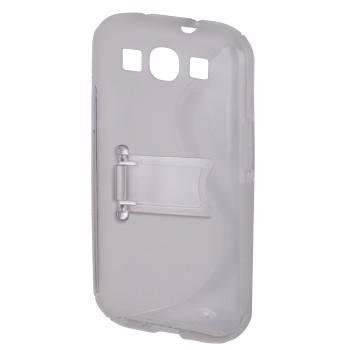 Чехол для телефона Hama TPU Combi Case H-108437 для Samsung Galaxy S III - фото 1