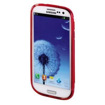 Чехол для телефона Hama TPU Combi Case H-108438 red для Samsung Galaxy S III - фото 2