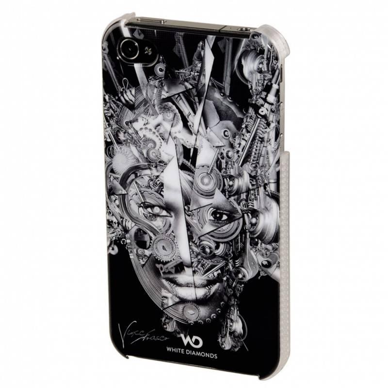 Чехол для телефона White Diamonds The Mechanist H-108503 black для Apple iPhone 4/4S - фото 1