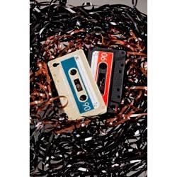 Чехол для iPhone 4 Hama Tape серый силикон (H-108523) - фото 2