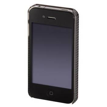 Футляр Hama H-108554 Shiny для Apple iPhone 4/4S пластик красный  - фото 3