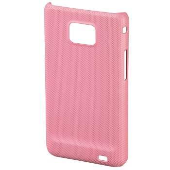 Чехол для I9100 Galaxy S II Hama Air розовый пластик (H-108639) - фото 1