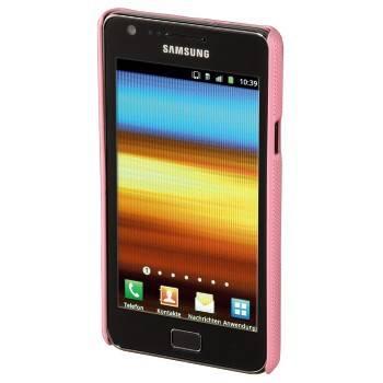 Чехол для I9100 Galaxy S II Hama Air розовый пластик (H-108639) - фото 2