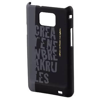 Чехол для телефона Aha Groom H-109389 black для Samsung Galaxy S II пластик - фото 1