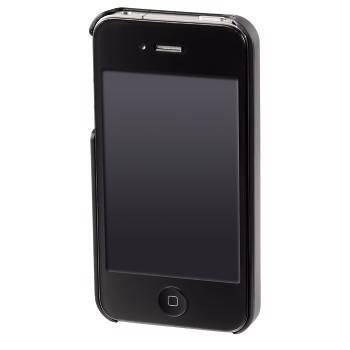 Чехол для телефона Aha Croom H-115344 black для Apple iPhone 4/4S пластик - фото 2