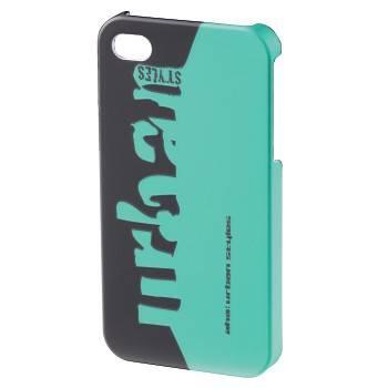 Чехол для телефона Aha Grass H-115345 black/green для Apple iPhone 4/4S пластик - фото 1