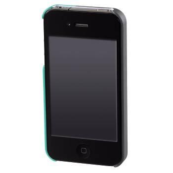Чехол для телефона Aha Grass H-115345 black/green для Apple iPhone 4/4S пластик - фото 2