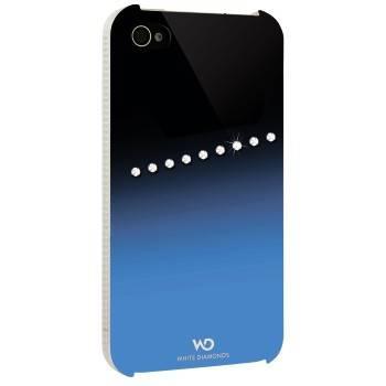 Чехол для телефона White Diamonds Sash H-115394 blue для Apple iPhone 4/4S - фото 1