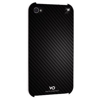 Чехол для телефона White Diamonds Focus H-115398 black для Apple iPhone 4/4S - фото 1