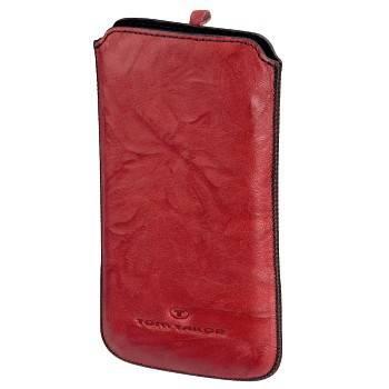 Чехол для телефона Tom Tailor Crumpled Colors H-115817 red для iPhone 4/4S/HTS Rhyme/Mozart - фото 1