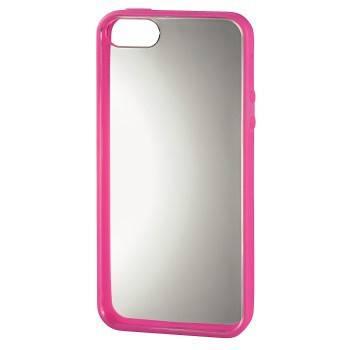 Чехол для телефона Hama Frame H-118793 pink для Apple iPhone 5 - фото 1