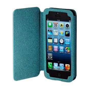 Чехол Hama H-118930 -книжка Diary для мобильного телефона Apple iPhone 5 кожзам белый  - фото 4
