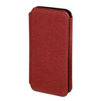 Чехол Hama H-118930 -книжка Diary для мобильного телефона Apple iPhone 5 кожзам белый  - фото 5