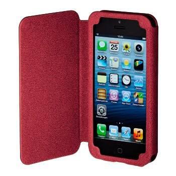 Чехол Hama H-118930 -книжка Diary для мобильного телефона Apple iPhone 5 кожзам белый  - фото 6