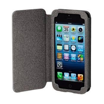 Чехол Hama H-118930 -книжка Diary для мобильного телефона Apple iPhone 5 кожзам белый  - фото 8