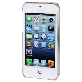 Футляр Hama H-118955 Smoke для Apple iPhone 5 пластик серый/черный  - фото 2